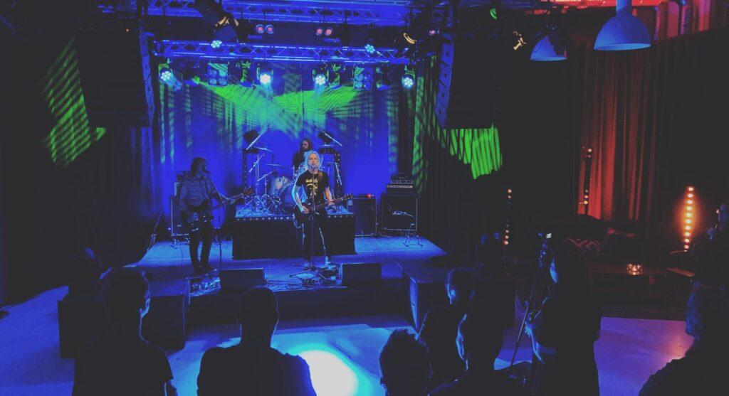 Bandet Quantum Leap